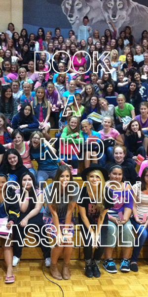 Book A Kind Campaign Assembly